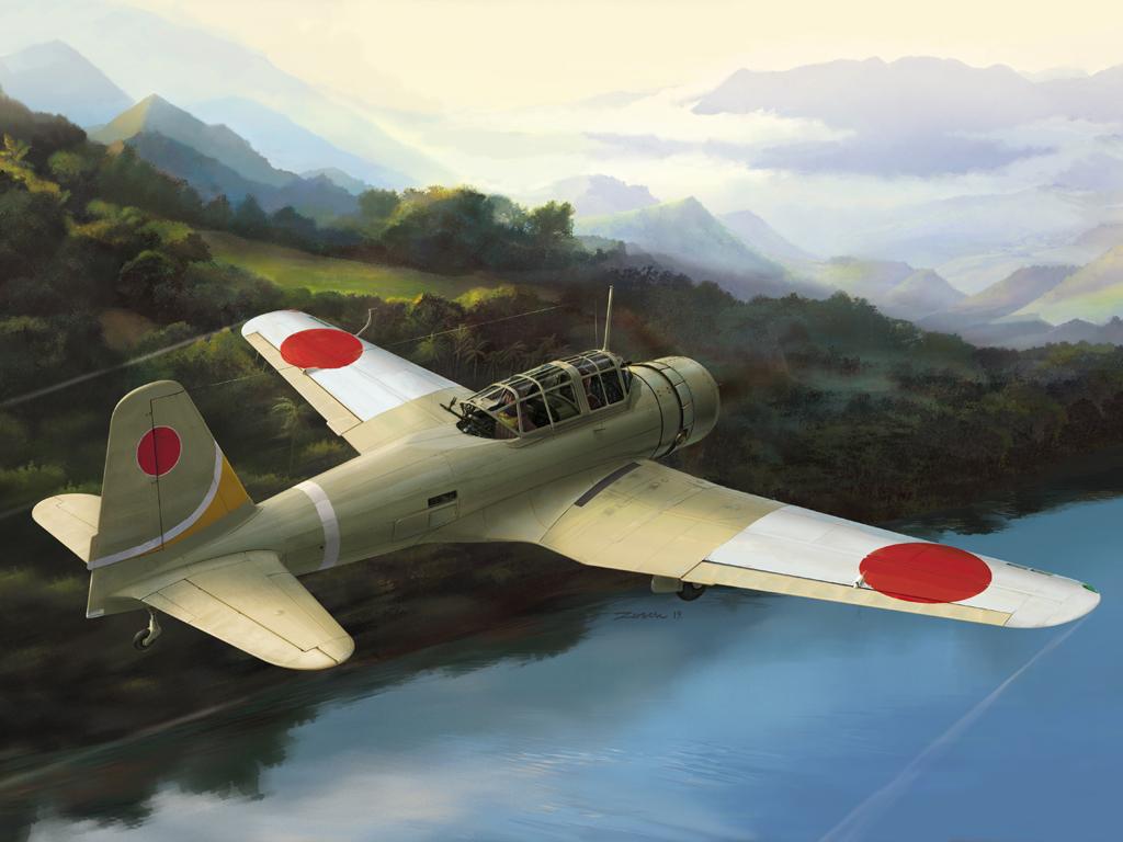 "Wingsy 1/48 IJA Type 99 Assault Reconnaissance Plane Ki-51 ""Sonia"""