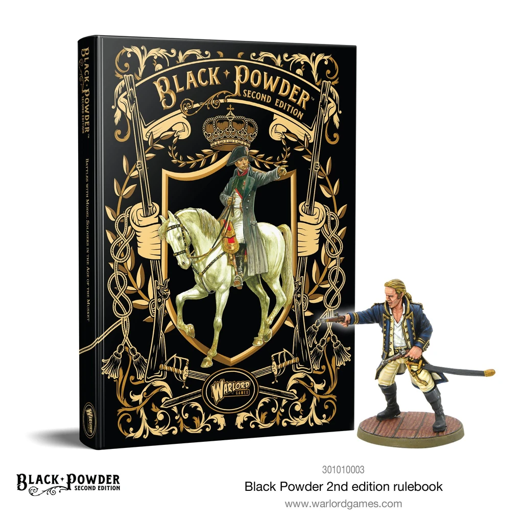 Black Powder Black Powder II Rulebook