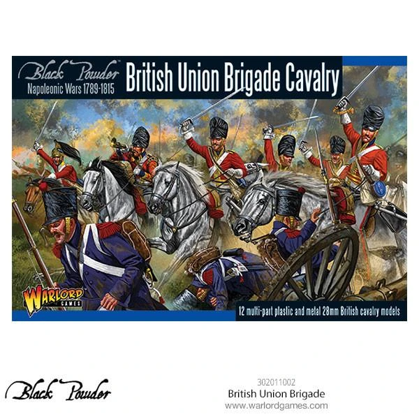 Black Powder British Union Brigade