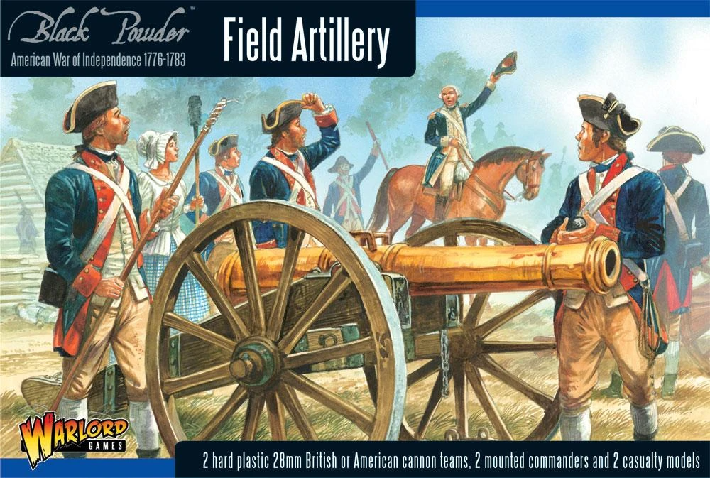 Black Powder Field Artillery and Army Commanders