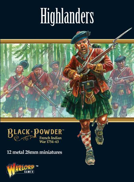 Black Powder French Indian War: Highlanders