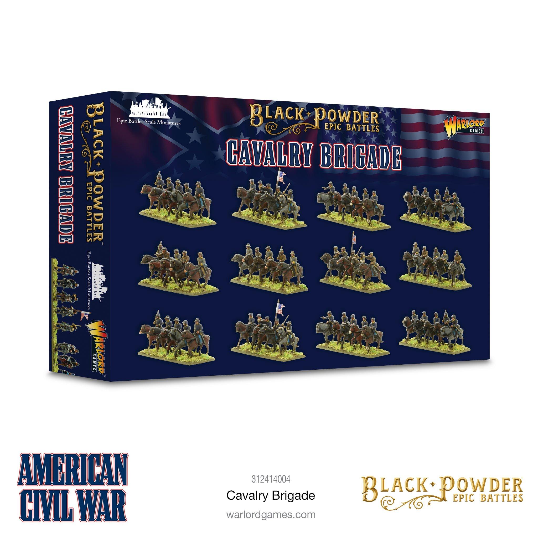 Black Powder Epic Battles : ACW Cavalry Brigade