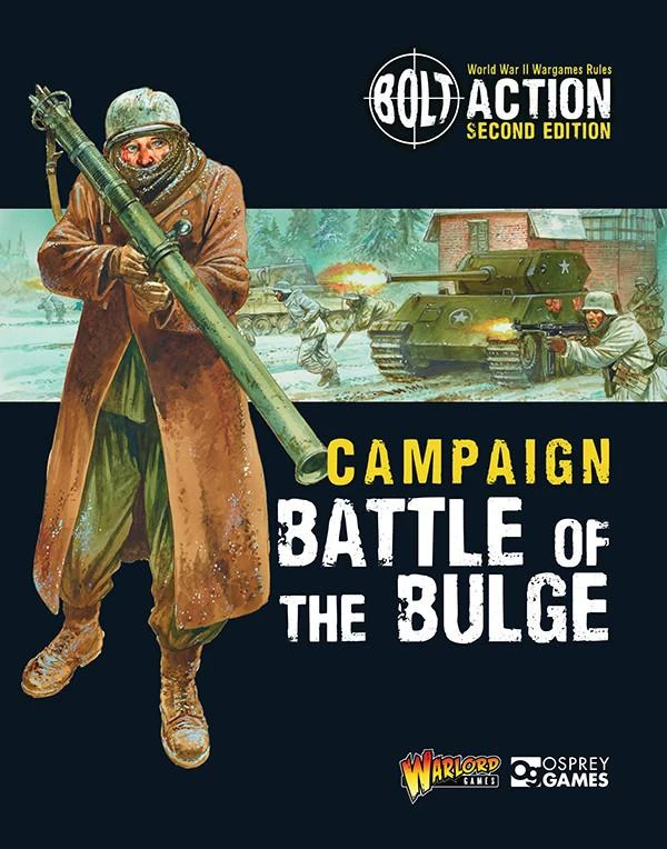 Bolt Action Battle of the Bulge