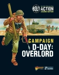 Bolt Action Campaign Overlord; D-Day book
