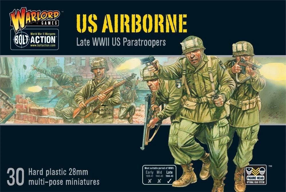 Bolt Action US Airborne