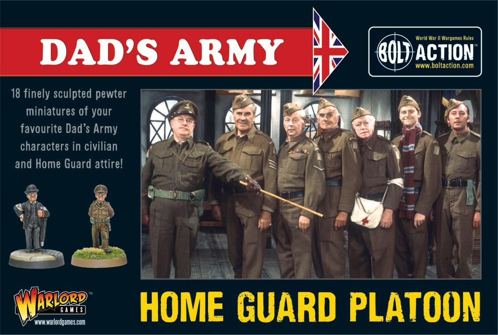 Bolt Action Dad's Army