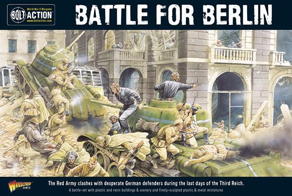 Bolt Action The Battle for Berlin Battle Set