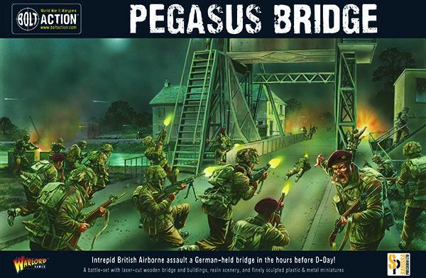 Bolt Action Pegasus Bridge, Second Edition