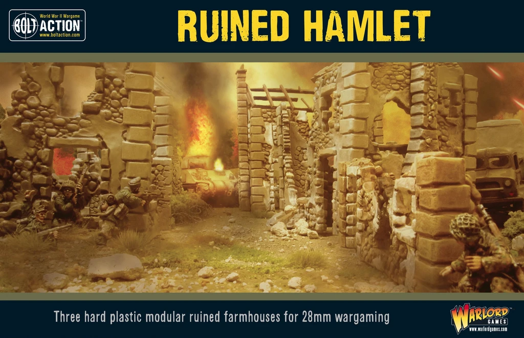 Bolt Action Ruined Hamlet (Reformatted)