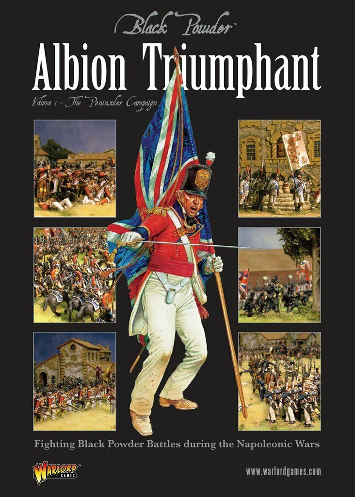 Black Powder Albion Triumphant Pt1: The Peninsular Campaign