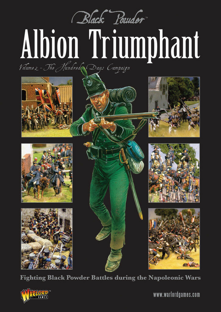Black Powder Albion Triumphant Pt2: Waterloo