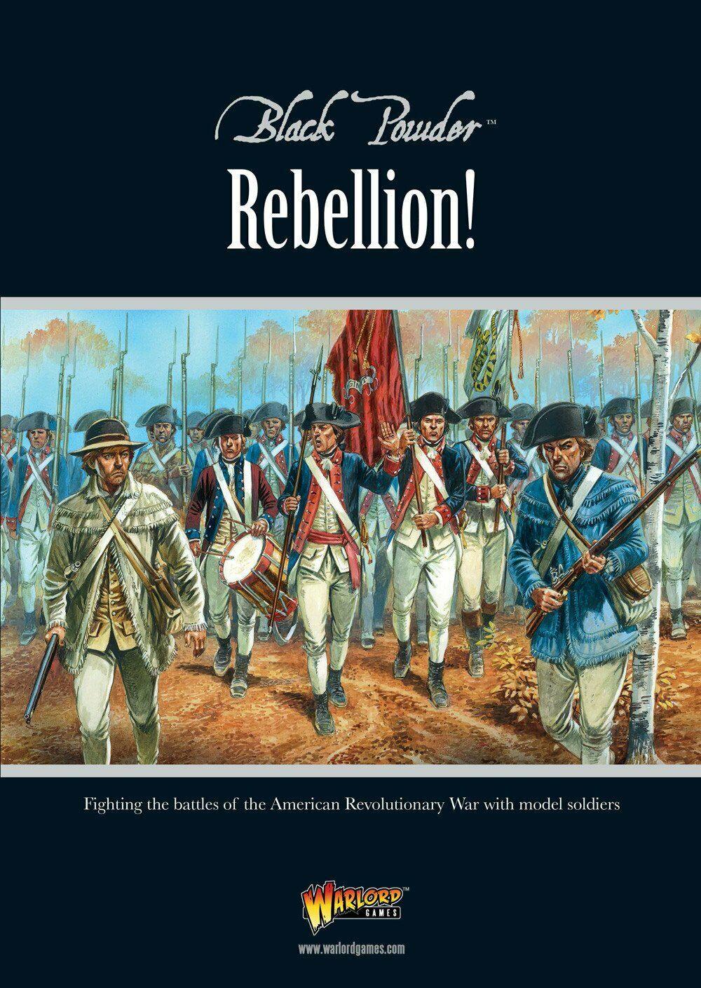 Black Powder Rebellion! (American War of Independence)