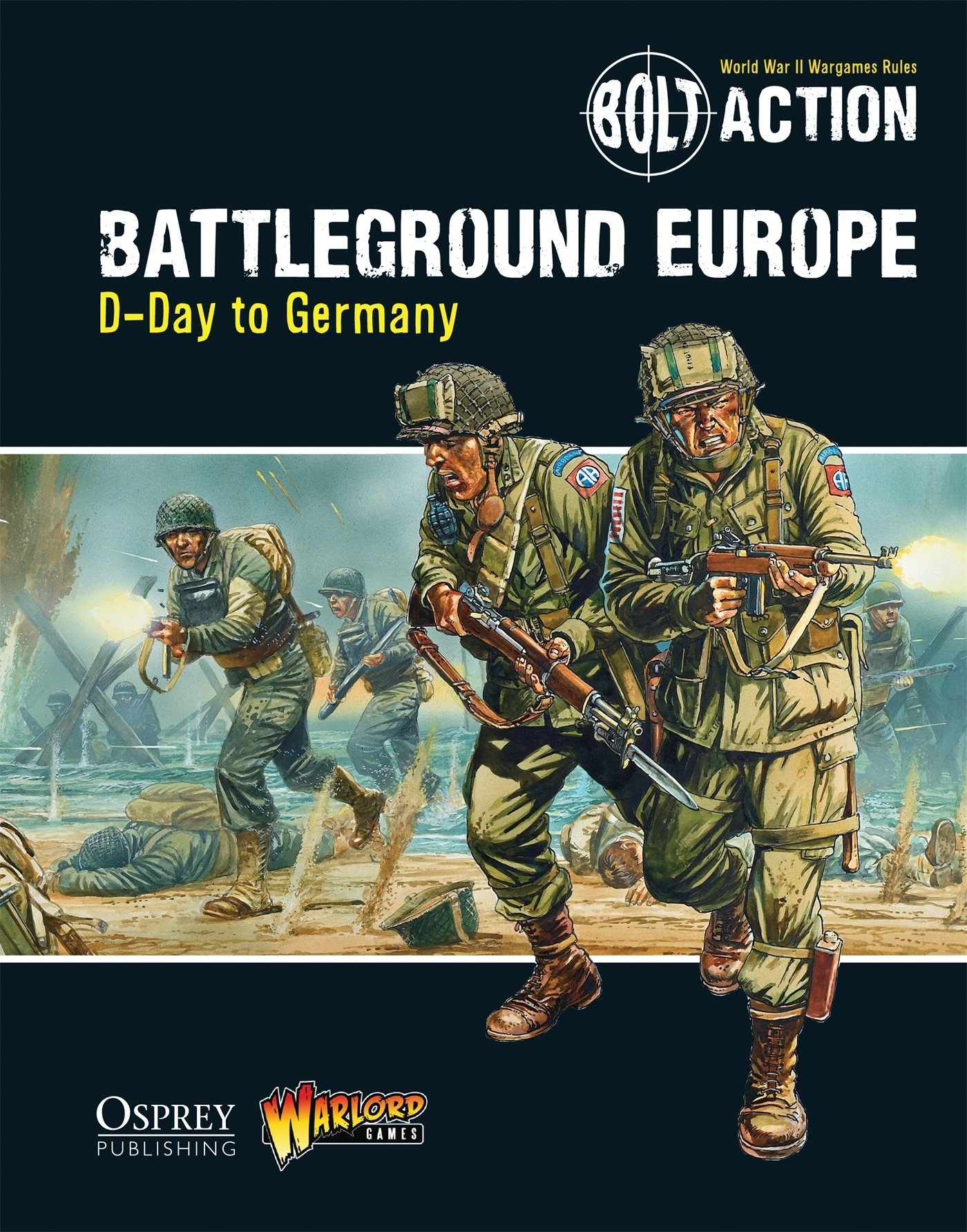Bolt Action Battleground Europe
