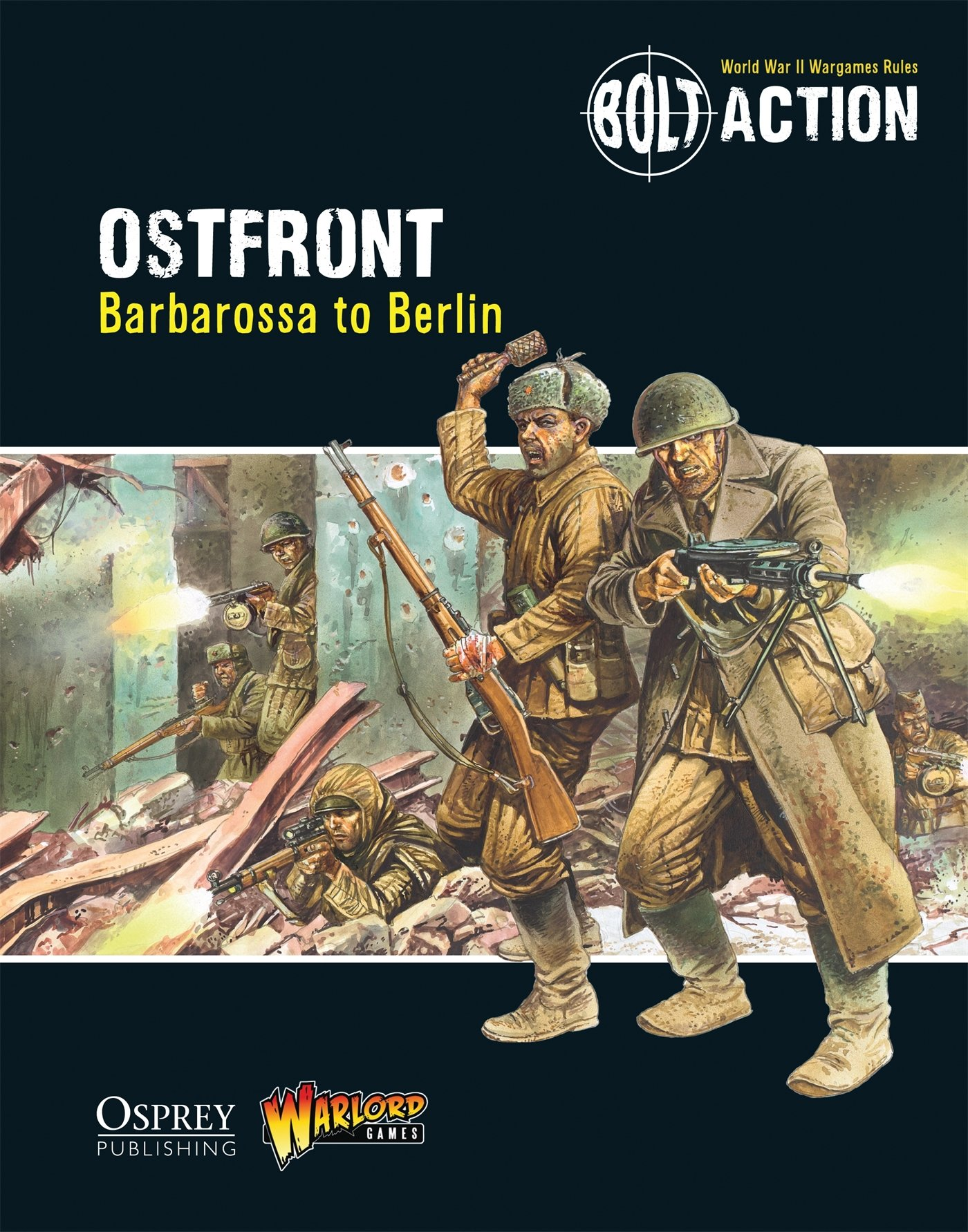 Bolt Action Ostfront