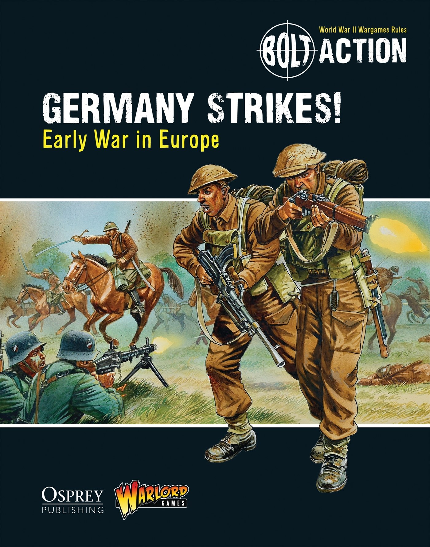 Bolt Action Germany Strikes!