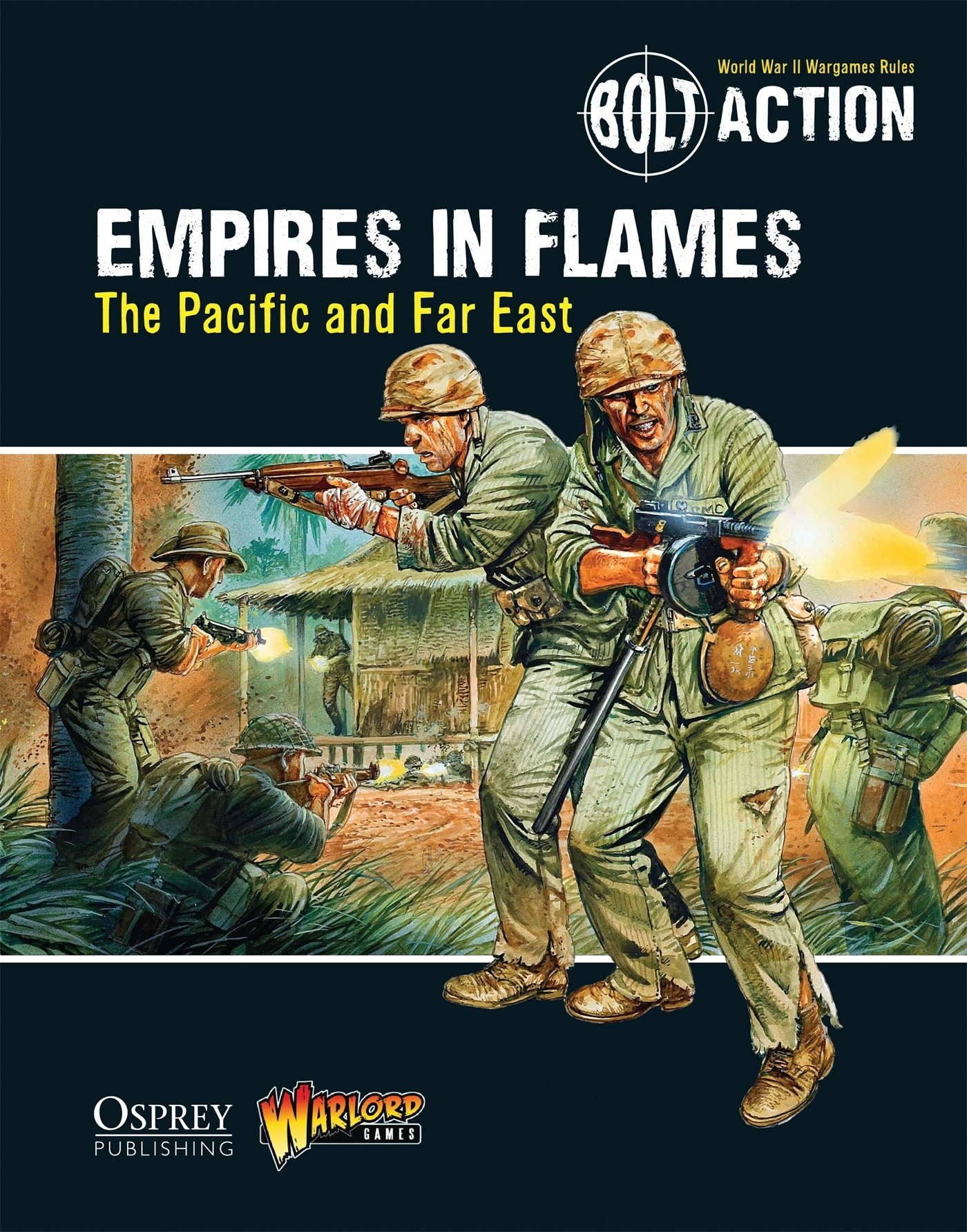 Bolt Action Empires in Flames