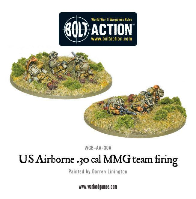 Bolt Action US Airborne .30 cal Team