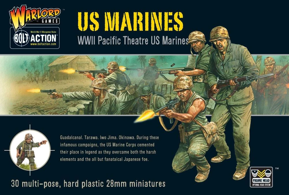 Bolt Action US Marine Corps