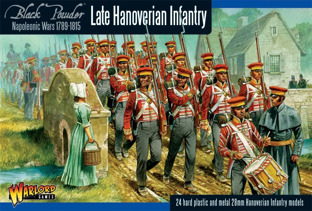 Black Powder Hanoverian Infantry (24)
