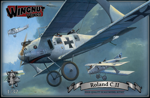 Wingnut Wings Roland C.ll