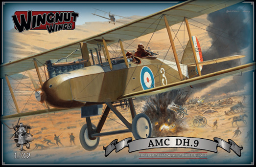 Wingnut Wings AMC DH.9