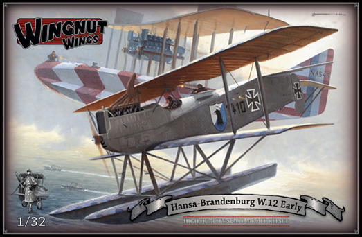 Wingnut Wings Hansa-BrandenburgW.12 (Early)