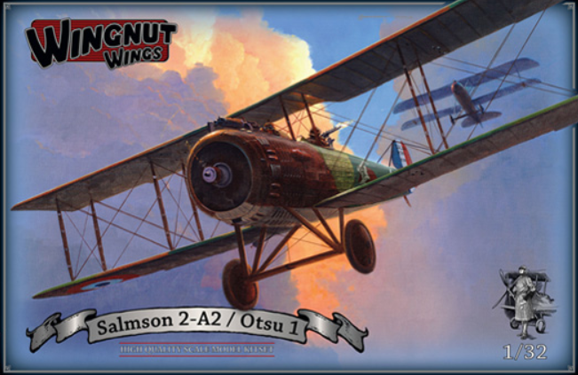 Wingnut Wings Salmson 2a2 Otsu 1