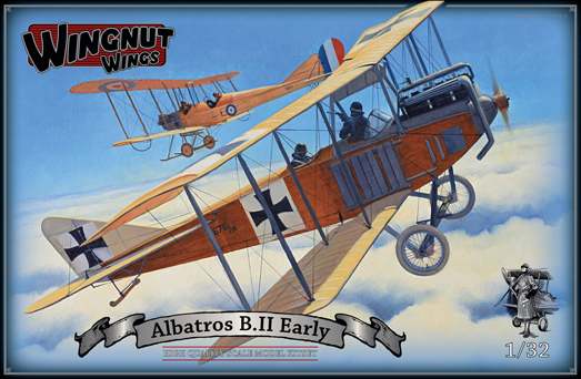 Wingnut Wings Albatros B.ll (Early)