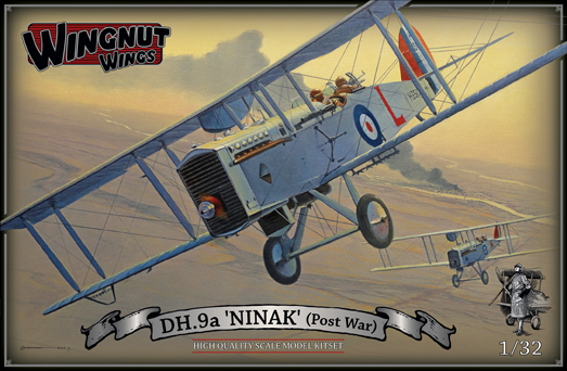 Wingnut Wings DH.9a 'Ninak' (Postwar)
