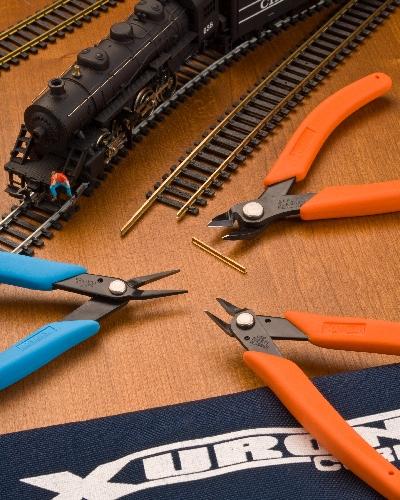 Xuron Railroader's Tool Kit 410T, 2175B, 450S (TK 2200)
