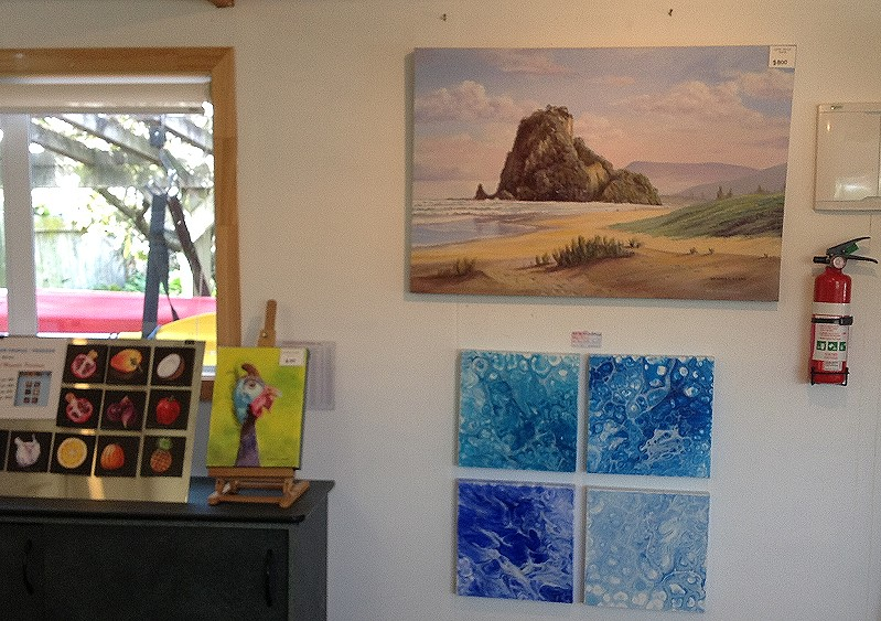 home art exhibition to increase sales
