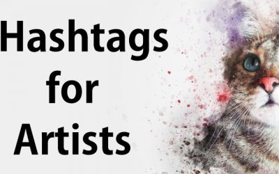 Hashtags for Artists