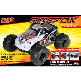 Hobby Works: Electric Car/Truck Kits: Items 1-107