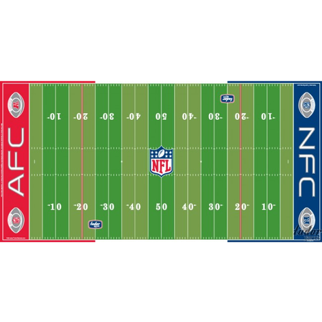 ad1c1943 NFL Deluxe Electric Football
