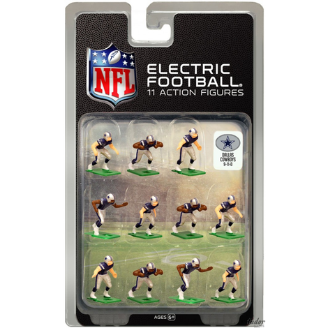 ba0447c3 Hobby Works: Are You Ready For Some Electric Football?