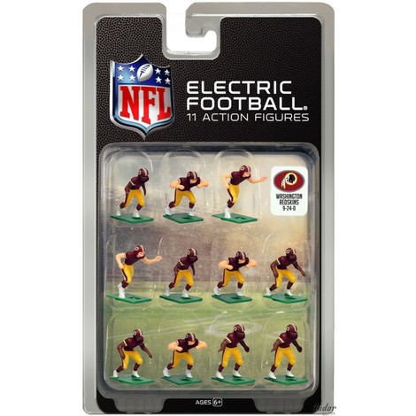 how to play electric football
