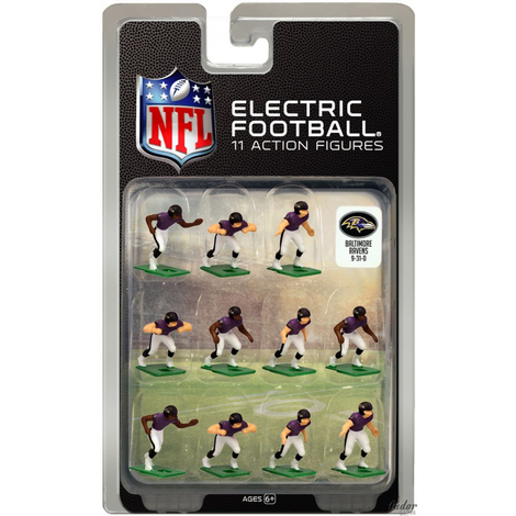 c97856d6 Hobby Works: Are You Ready For Some Electric Football?