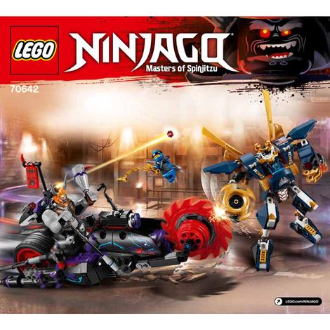 Hobby works lego ninjago killow vs samurai x - Ninjago vs ninjago ...