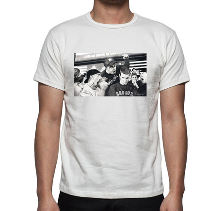 New York Welcome T-Shirt White