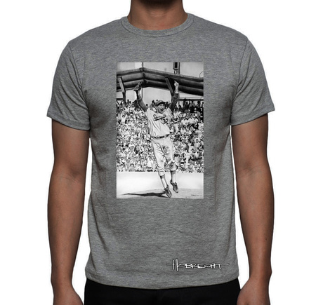 Sandy Koufax T-Shirt Gray