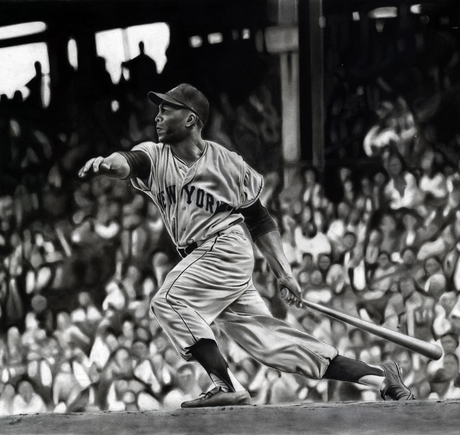 A'Mays'ing featuring Willie Mays
