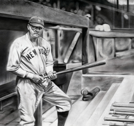 Home Field Advantage featuring Babe Ruth