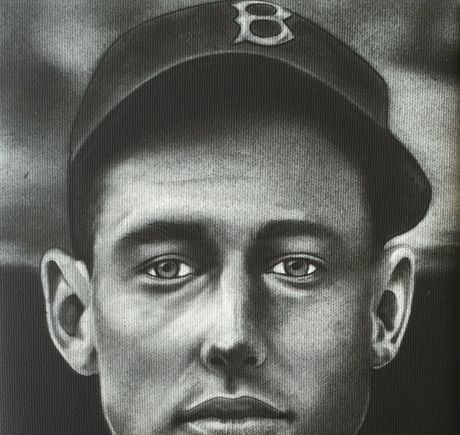 Rookie featuring Ted Williams