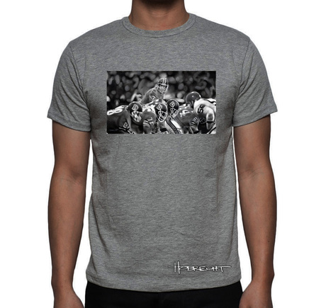 The Drive featuring John Elway T-Shirt Gray