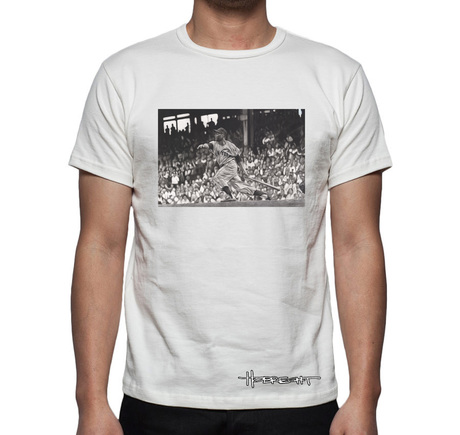 A'Mays'ing featuring Willie Mays T-Shirt White