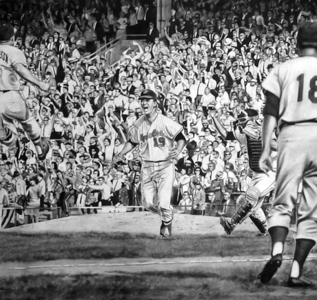 Orioles 66 World Series Win