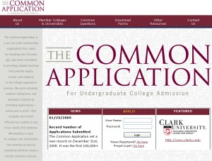 Help with Common App?