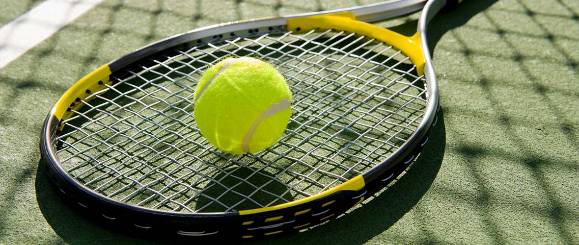 Tennis monthly tournament