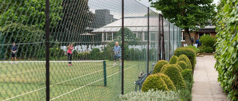 Tennis monthyl tournaments