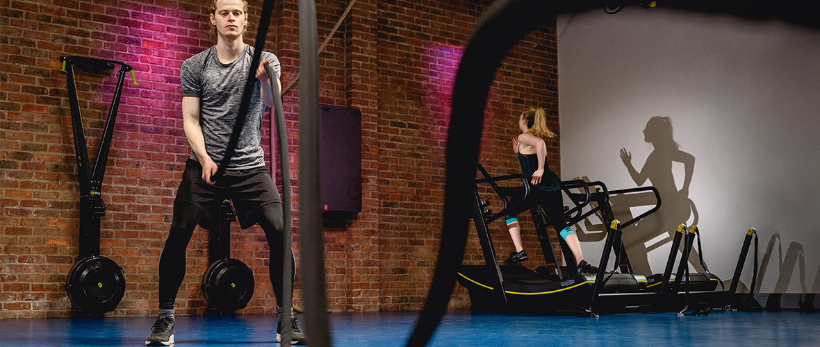 Getting fit with hiit